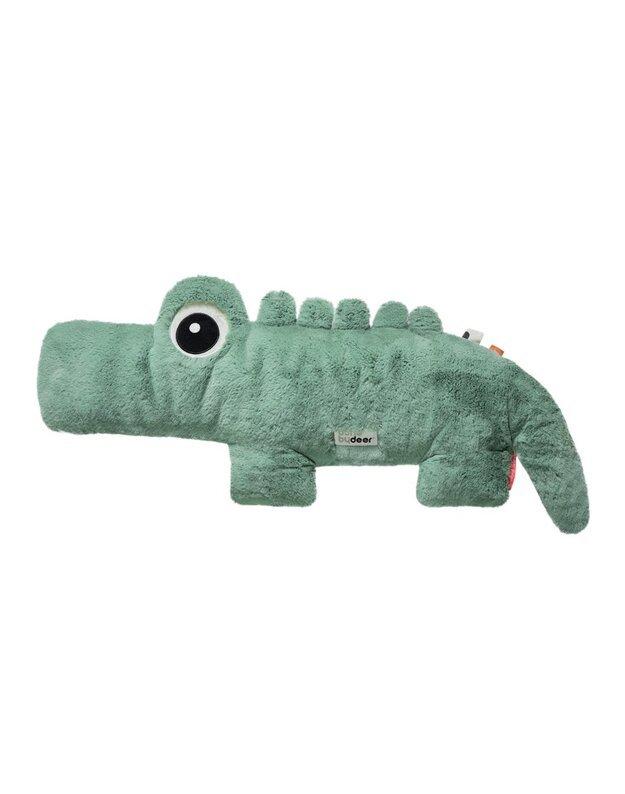 Done by Deer didelis minkštas žaislas Croco, žalias